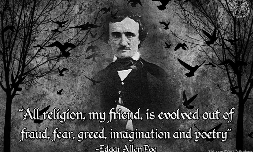 Fraud, fear, greed | We Fucking Love Atheism