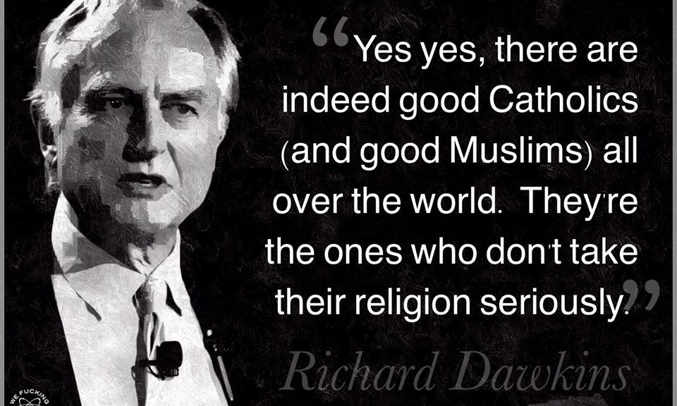 Dont Take Religion Seriously We Fucking Love Atheism